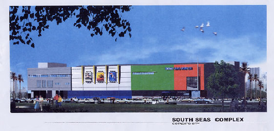 Ths South Seas Mall/Complex